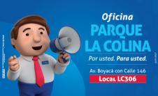 NUEVA OFICINA CENTRO COMERCIAL PARQUE LA COLINA