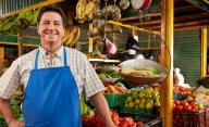 Gracias a los vendedores de verduras por poner lo mejor en nuestros platos