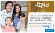 Feria Hipotecaria Cosmocentro Cuidadela Comercial Teatrino (Cali)