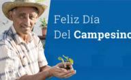 Feliz Día del Campesino