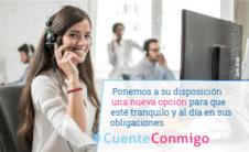 Centro de negociación en cabinas telefónicas