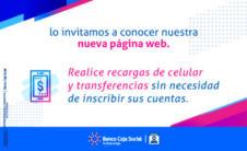 Lo invitamos a conocer nuestra página web