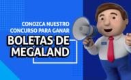 Concurso para ganar boletas para Megaland
